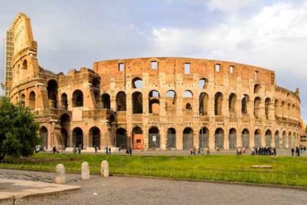 Italy Tours 2015 picture of Roman Colosseum