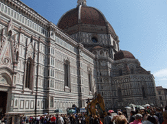 Italy Tours Florence Duomo Chruch