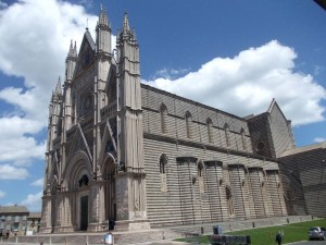 Things to do near Rome Italy, Orvieto cathedral